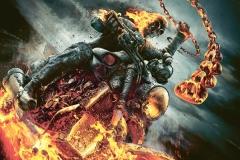 Ghost Rider Keyart