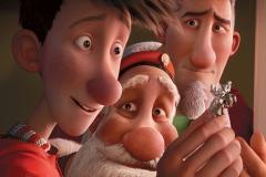 Arthur Christmas Academy Campaign
