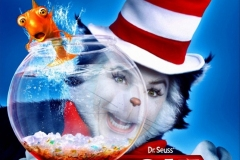 Dr Seuss The Cat in the Hat Keyart