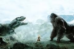 King Kong Keyart